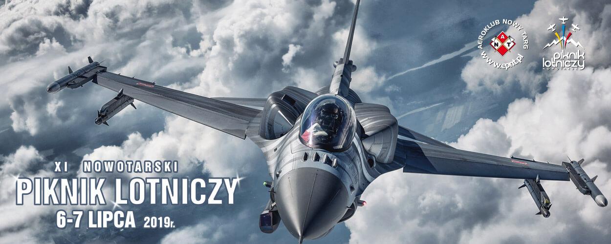 Piknik Lotniczy 2019 Nowy Targ - Bedziemy tam!