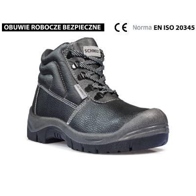 Buty robocze dla dekarza z podeszwą antypoślizgową