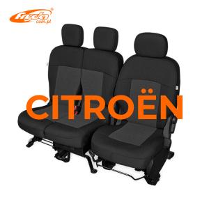 Pokrowce miarowe Citroën