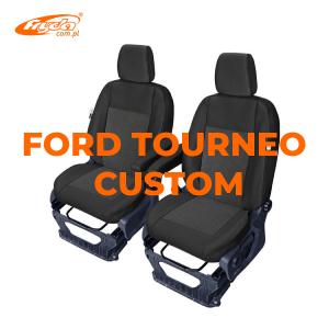 Miarowe pokrowce samochodowe Ford Tourneo Custom